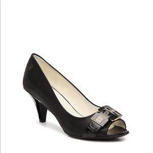 NEW IN BOX Anne Klein DANE buckle heel